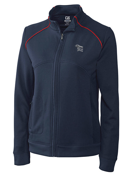 Torrey Pines Women's Edge Full-Zip Jacket - Merchandise and Services from The Golf Shop at Torrey Pines