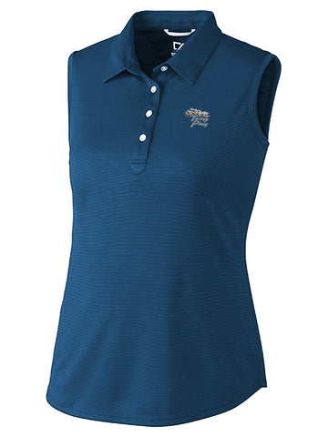 Torrey Pines Clare Ladies' Sleeveless Golf Polo