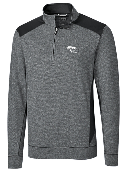 Torrey Pines Men's Shoreline Colorblock Half-Zip