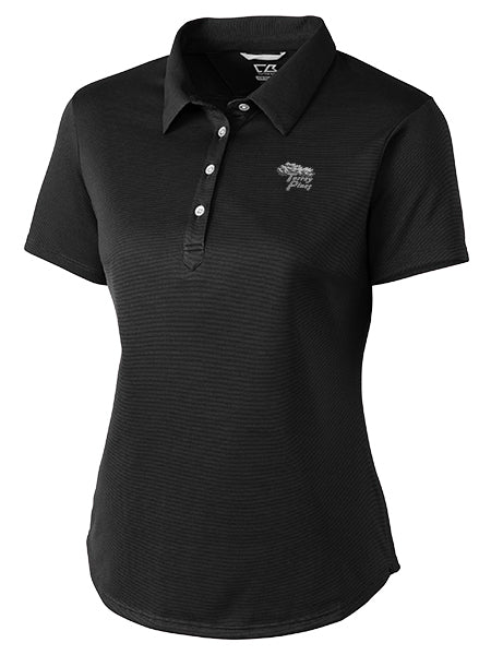 Torrey Pines DryTec Fiona Ladies' Short Sleeve Golf Polo - Merchandise and Services from The Golf Shop at Torrey Pines