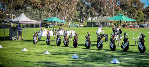 Corporate Clinics - Merchandise and Services from The Golf Shop at Torrey Pines