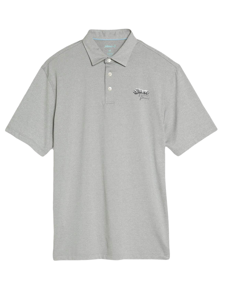 Torrey Pines Mens Birdie Performance Jersey Golf Polo by Johnnie-O - Merchandise and Services from The Golf Shop at Torrey Pines