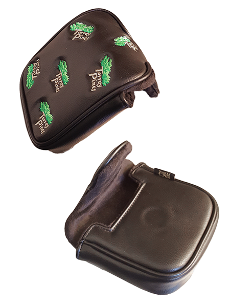 Torrey Pines Mallet Style Putter Cover - Merchandise and Services from The Golf Shop at Torrey Pines