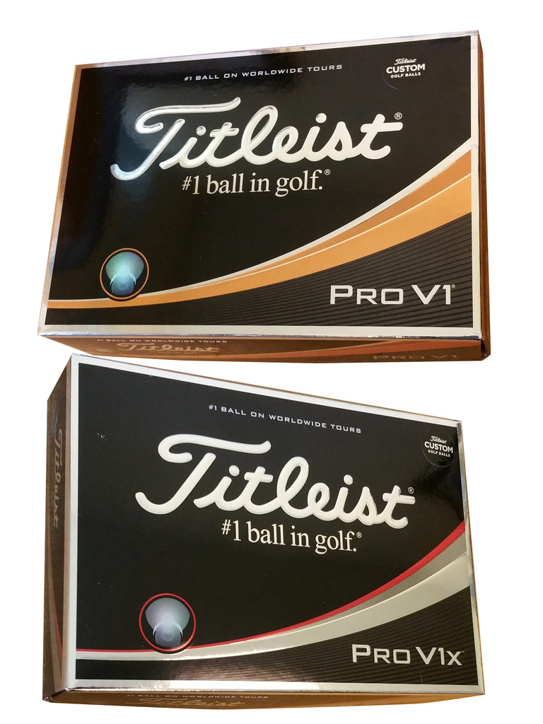 Torrey Pines PRO V1 Golf Balls by Titleist - Merchandise and Services from The Golf Shop at Torrey Pines
