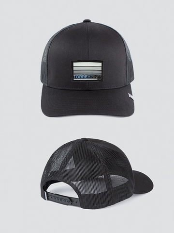 Torrey Pines Widder Patch Snapback Cap - Merchandise and Services from The Golf Shop at Torrey Pines