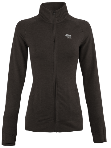 Torrey Pines Womens Vigor Full-Zip Fleece Jacket - The Golf Shop at Torrey Pines