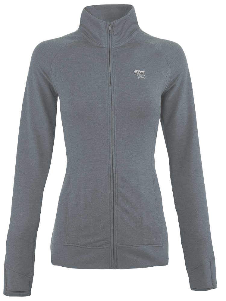 Torrey Pines Womens Vigor Full-Zip Fleece Jacket - Merchandise and Services from The Golf Shop at Torrey Pines