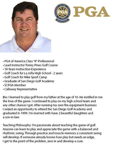Golf Lessons by Allen Merryman, PGA