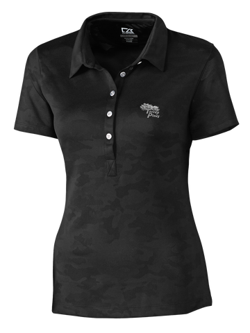 Torrey Pines Women's Phoenix Short-Sleeve Golf Polo - Merchandise and Services from The Golf Shop at Torrey Pines