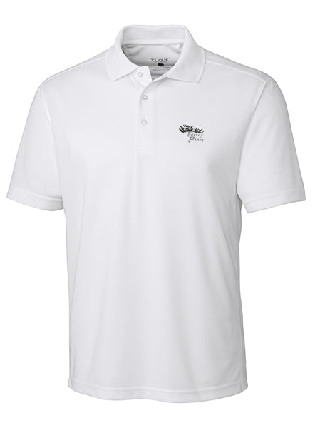 Torrey Pines Mens Ice Pique Golf Polo