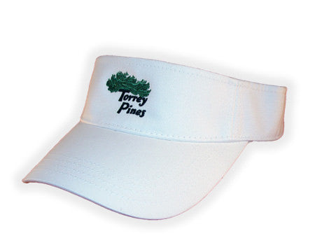 Torrey Pines Classic Visor - Merchandise and Services from The Golf Shop at Torrey Pines