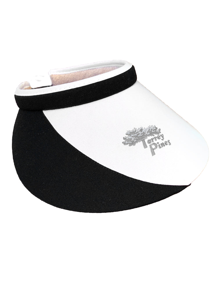 Torrey Pines Women's Extra Large Visor - Merchandise and Services from The Golf Shop at Torrey Pines