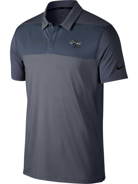 Torrey Pines Mens Color Block Golf Polo - The Golf Shop at Torrey Pines