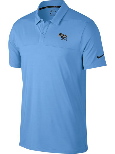 Torrey Pines Mens Color Block Golf Polo - Merchandise and Services from The Golf Shop at Torrey Pines
