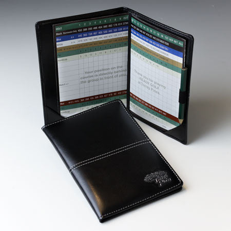 Torrey Pines Scorecard Holder - Merchandise and Services from The Golf Shop at Torrey Pines