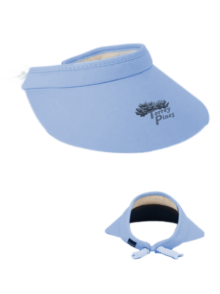 Torrey Pines Oahu Visor - Merchandise and Services from The Golf Shop at Torrey Pines