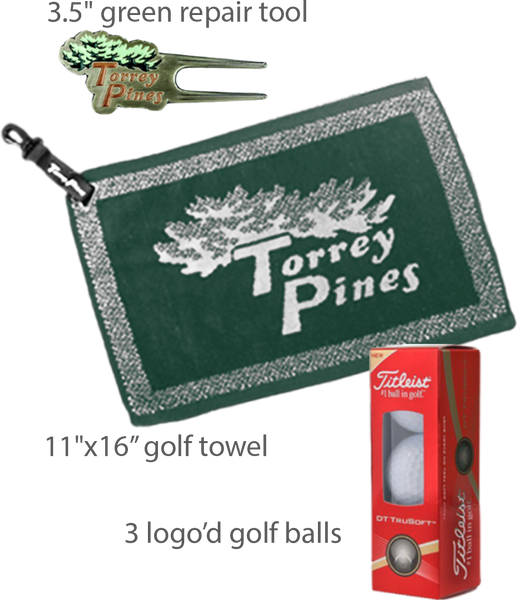 Torrey Pines Silver Gift Collection