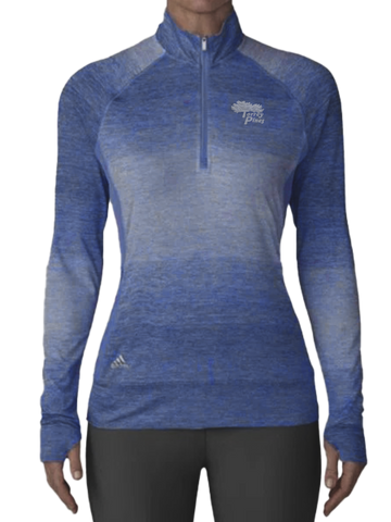 Torrey Pines Womens Long Sleeve Half Zip Rangewear Layering - Merchandise and Services from The Golf Shop at Torrey Pines