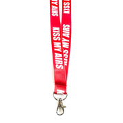 SET OF 3 LANYARDS