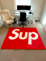 SUP RED SUPERSIZE UK & EUROPE SHIPPING ONLY
