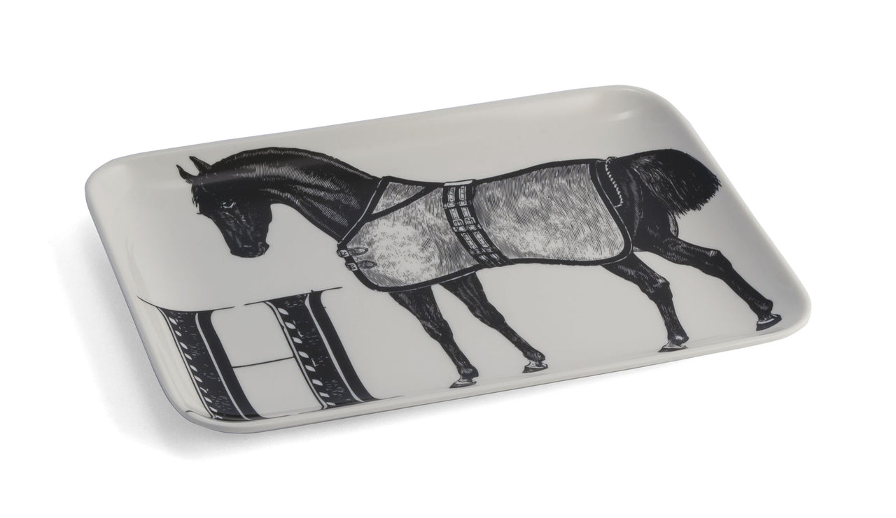 Horse Catch-All Tray