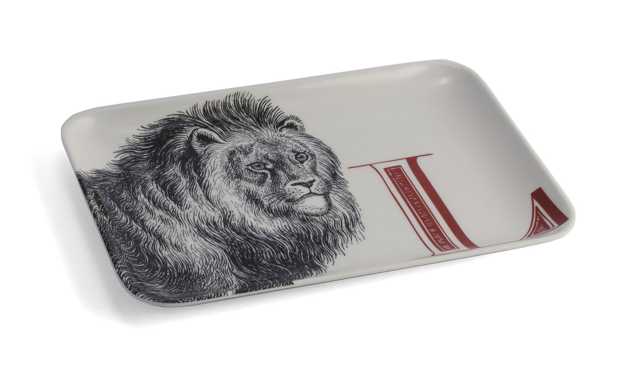 Lion Catch-All Tray