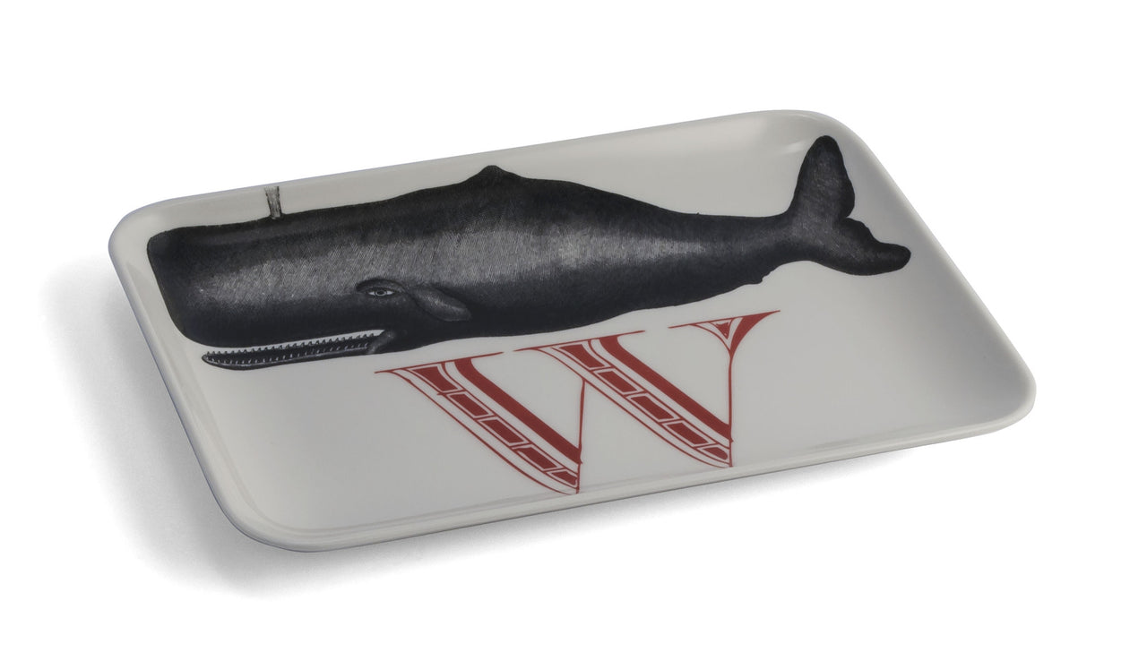 Whale Catch-All Tray