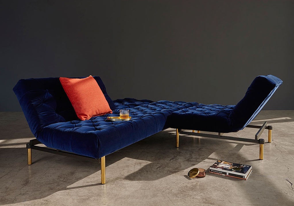Let's Talk About The Oldschool Sofa Bed and Chair