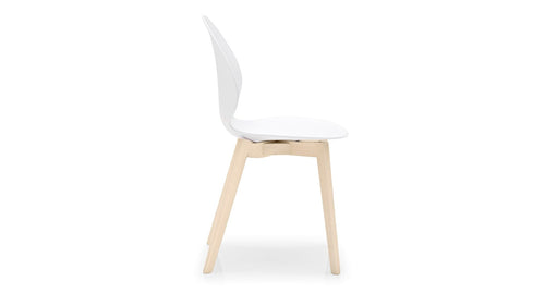 Basil Wood Dining Chair