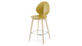 Basil Wood Counter Stool