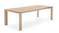 Omnia Wood 180 Dining Table