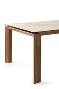 Omnia Glass 220 Dining Table