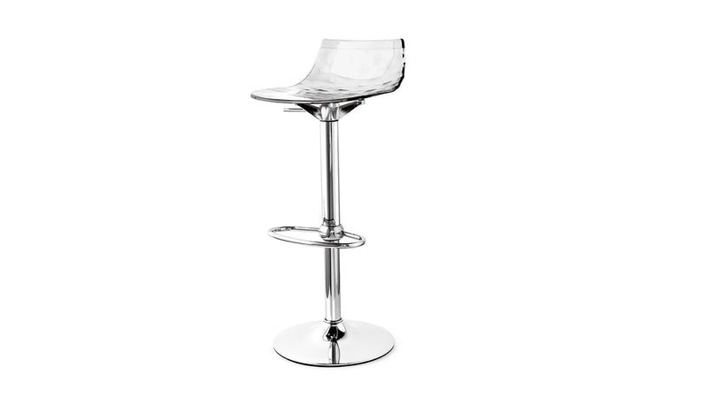 Ice Hydraulic Stool