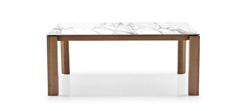 Omnia Glass 180 Dining Table
