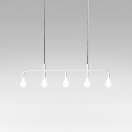 Pom Pom Suspension Lamp