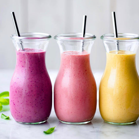 Supercolor Yogurt Drinks