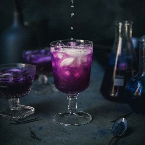 Witch's Brew Polyjuice Potion Cocktail