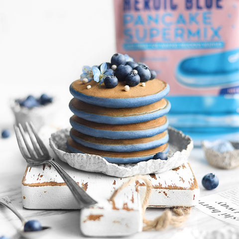 Suncore Foods Heroic Blue Pancakes