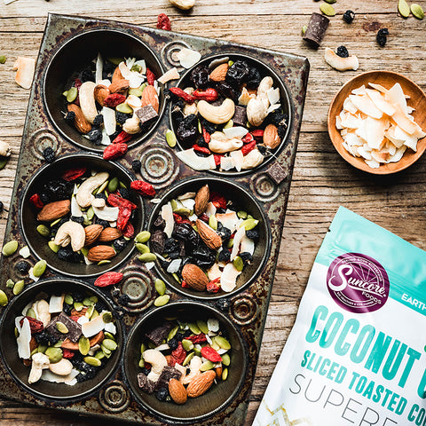 Suncore Foods Superfoods Trail Mix