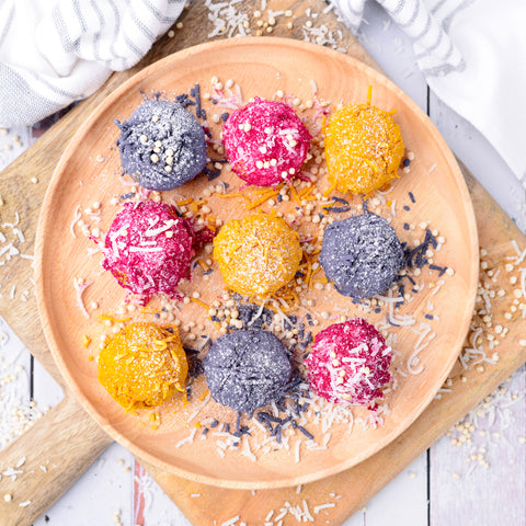Supercolor Rainbow Bliss Snowballs