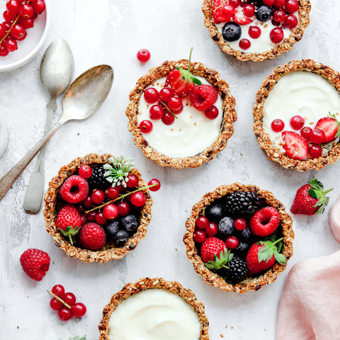Superfood Breakfast Tarts