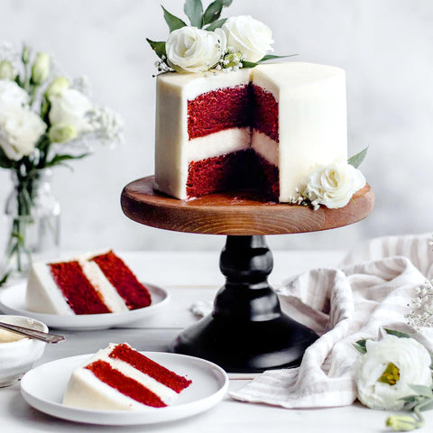 Supercolor Red Velvet Beet Cake