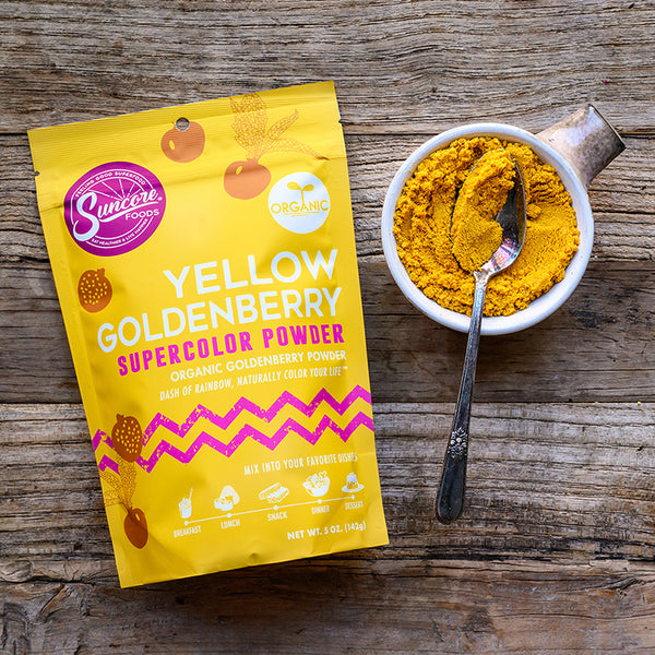 Yellow Goldenberry