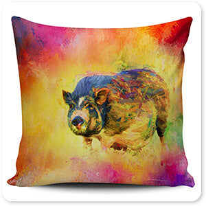 Jai Johnson Pillows - Jazzy Animal Collection 2 - 4 Designs