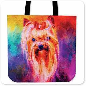 Jai Johnson Tote Bags - Jazzy Animal Collection 3 - 4 Designs