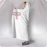 Malta National Flag - Hooded Blanket