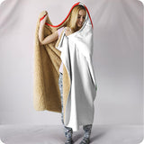 Madagascar National Flag - Hooded Blanket