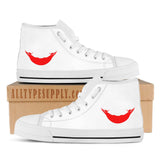 Easter Island National Flag - High & Low Top Canvas Shoes