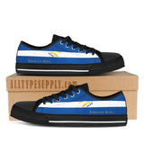 Johnston Atoll Flag - High & Low Top Canvas Shoes