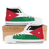 Jordan National Flag - High & Low Top Canvas Shoes